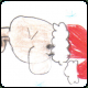 Santa Mr. Saturn Thumbnail